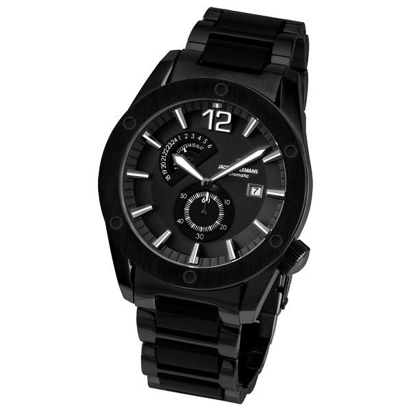 a12f77662 Pánske hodinky Jacques Lemans 1-1765I (46 mm)   Kúpiť za ...