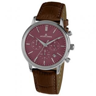 3c980d877c1 Pánské hodinky Jacques Lemans 1-209E (39 mm)