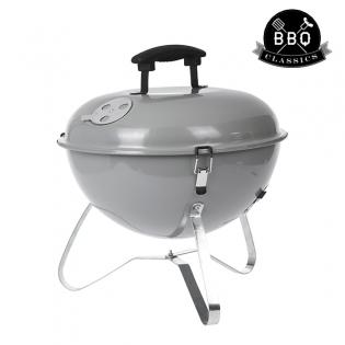 Bbq Met Deksel.Bbq Classics Draagbare Houtskoolbarbecue Met Deksel