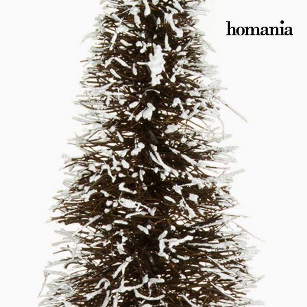 Weihnachtsbaum Rattan.Weihnachtsbaum Rattan Natürlich Weiß 15 X 15 X 40 Cm By Christmas Planet
