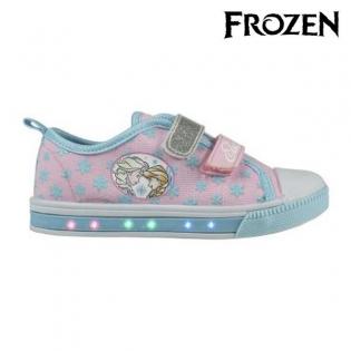 Zapatillas Casual con LED Frozen 1843 (talla 25)
