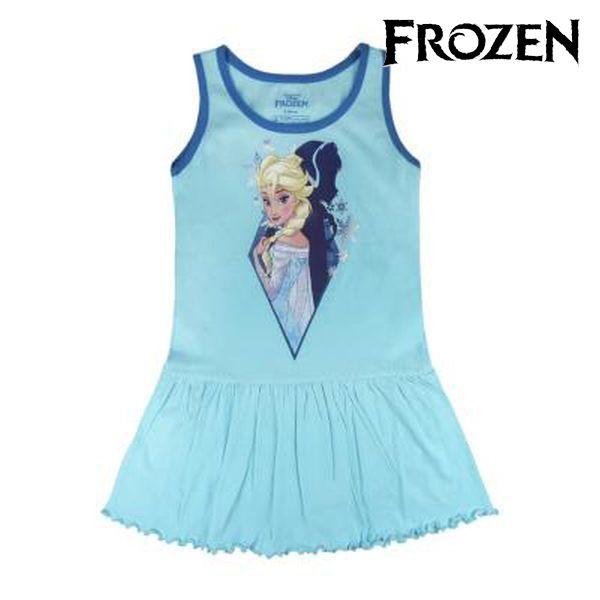 Vestido Frozen 8507 Tamanho 5 Anos
