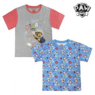 eab33221997 Παιδικό Μπλούζα με Κοντό Μανίκι The Paw Patrol 6978 Γκρι (μέγεθος 3 ετών)