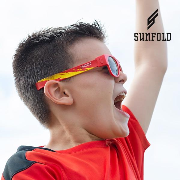 128d03a6a50e Sunfold Kids Verdensmesterskab Foldbare Solbriller til Børn Sunfold Kids  Verdensmesterskab Foldbare Solbriller til Børn ...