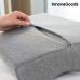 InnovaGoods Bamboo Charcoal Visco Pillow