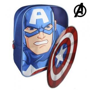 ad07d9741a Παιδική Τσάντα The Avengers 9250 Μπλε