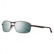 Polaroid Herren Sonnenbrille S7300-807, Schwarz (Negro), 70