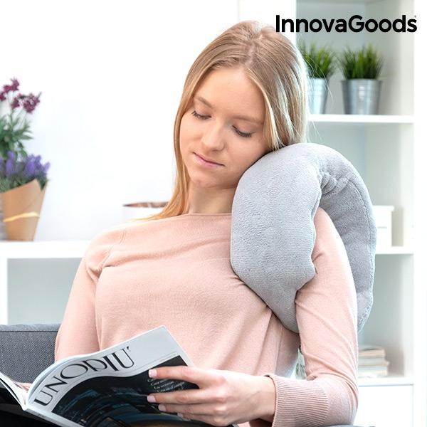 Innovagoods Massage Nackenrolle Massage Kissen & Nackenrollen