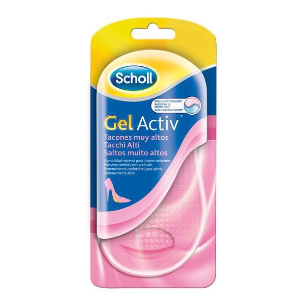 e2f32885451d Gélové vložky do topánok s veľmi vysokým podpätkom Scholl GelActiv ...
