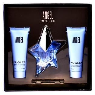 Set De Parfum Femei Angel Star Thierry Mugler 3 Pcs Cumpărați La