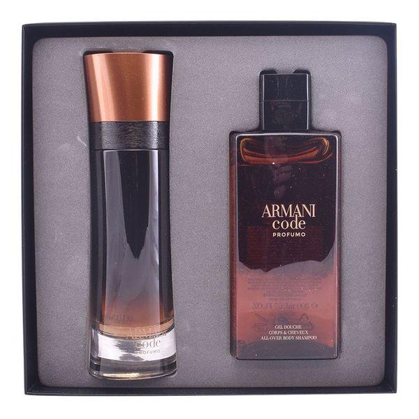 d299d4bb133 Meeste parfüümi komplekt Code Profumo Armani (2 pcs) | Ostke ...