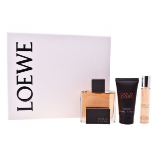 a84bf4724eb Palju Kosmeetika Lõhnad · Meeste parfüümi komplekt Solo Loewe (3 pcs)