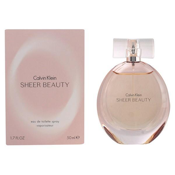 7de49353f9 ... Dámský parfém Sheer Beauty Calvin Klein EDT ...