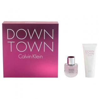 8c9af3a338 Női Parfüm Szett Downtown Calvin Klein (2 pcs) | Vásárlás nagyker áron