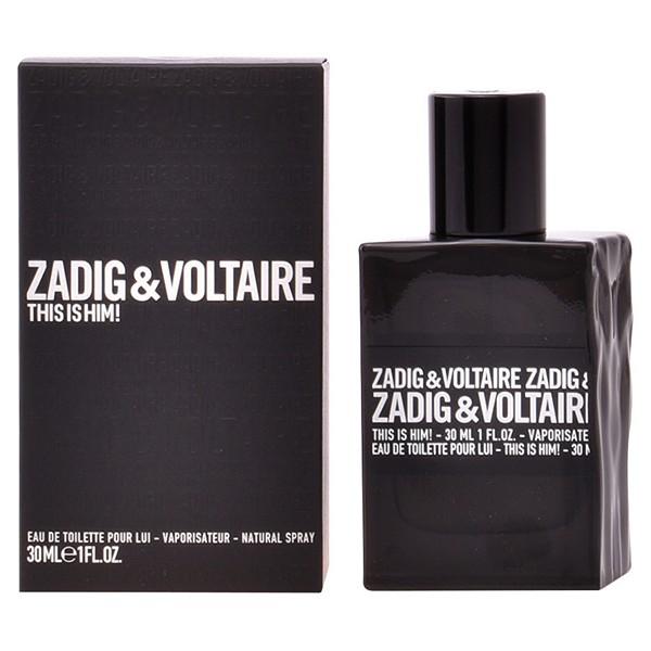 6102e5bb13 Pánsky parfum This Is Him! Zadig   Voltaire EDT