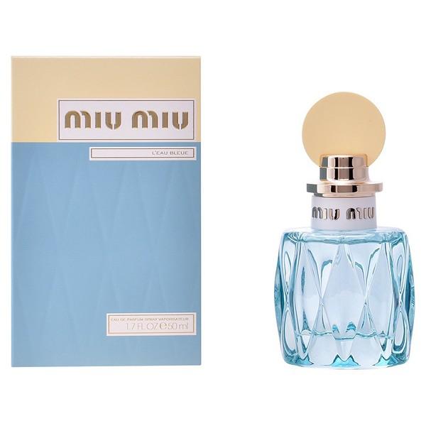 buy online 17eb9 65024 Profumo Donna L'eau Bleue Miu Miu EDP