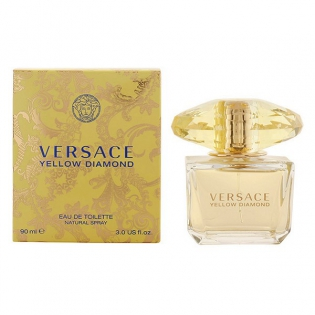 Yellow Edt Versace Parfum Diamond Femme 5RjAq43L