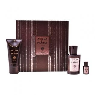 Set De Parfum Homme Colonia Oud Acqua Di Parma 3 Pcs L Acheter à