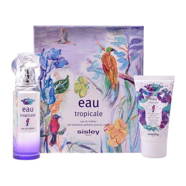 Σετ Γυναικείο Άρωμα Eau Tropicale Sisley (2 pcs)  da0710b5fc2
