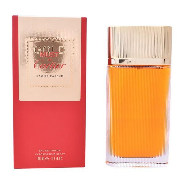 Parfum Femme Must Gold Cartier EDP (100 ml) l Acheter à prix de gros 9b5b9eeea652