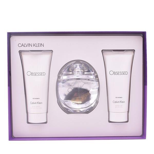 Set Femme Pcs Parfum For Women De Calvin Obsessed Klein3 ym8wv0ONn