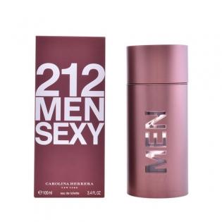 Parfum Homme 212 Sexy Men Carolina Herrera Edt 100 Ml L Acheter à