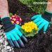 InnovaGoods Gardening Gloves with Claws