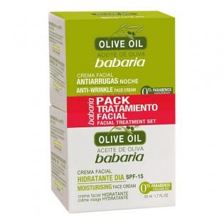Women's Cosmetics Set Olive Oil Babaria (2 pcs)
