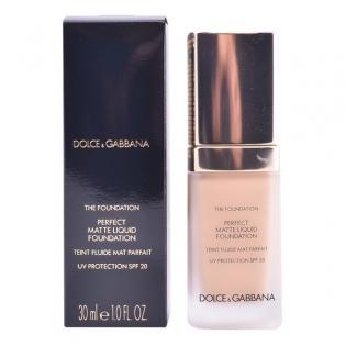 Υγρό φόντο μακιγιάζ The Foundation Dolce   Gabbana Spf 20  2e31e094e59