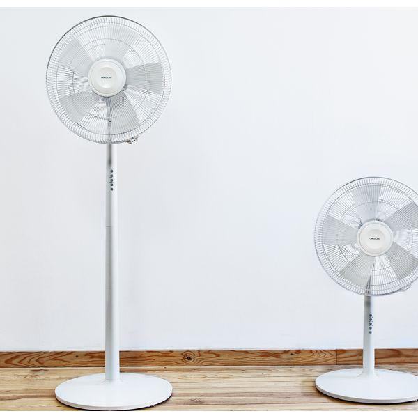 Staande ventilator Cecotec Forcesilence Smart 60 W | Pērciet