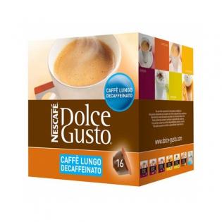 Kaffeekapseln Mit Etui Nescafe Dolce Gusto 94331 Caffe Lungo