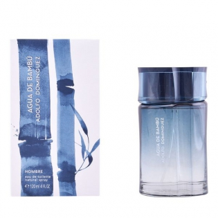 Men's Perfume Agua De Bambú Man Adolfo Dominguez EDT (120 ml)