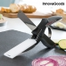 InnovaGoods Kitchen Knife-Scissors