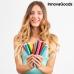 InnovaGoods Bendy Roller (Set of 42)