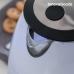Hervidor de Agua con LED InnovaGoods 2200W 1,7 L Negro Acero