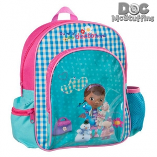 e6f086f8cc Školské tašky · Batoh pre deti Doctora Juguetes 73271 Modrá Ružová