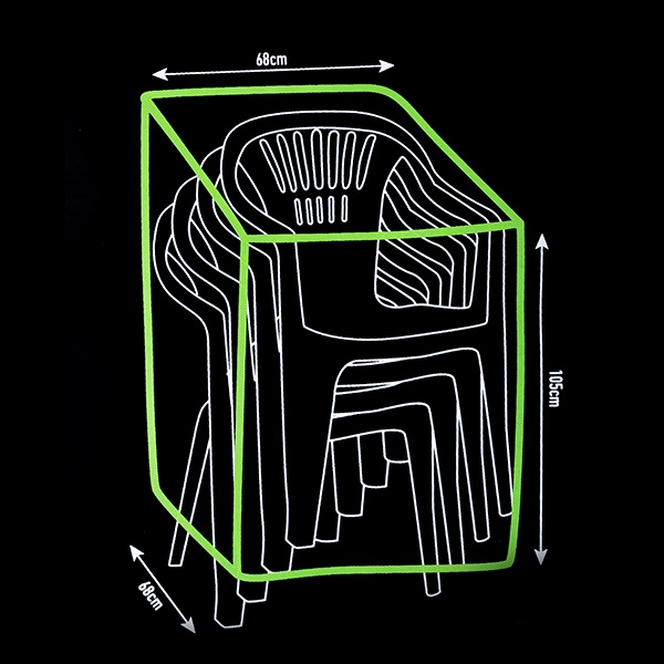 Oh My Home Waterproof Garden Chairs Cover Buy Products At