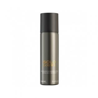 Spray Deodorant Solo Loewe Loewe (100 ml)