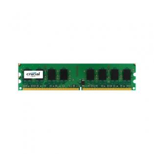 78596a999 Pamäť RAM Crucial IMEMD20045 CT25664AA800 2GB 800 MHz DDR2 PC2-6400 ...