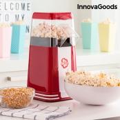 Tuotteet liittyen Popcornkone Princess 292985 1200W Harmaa. InnovaGoods Hot    Salty Times Kuumailma Popcorn-kone 1200W Punainen 08feac90b7