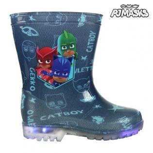 5ef2e984ad5b1b Stivali da pioggia per Bambini con LED PJ Masks 8972 (taglia 27 ...