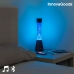 InnovaGoods Flow Lamp Glitter Lamp with Speaker 30W