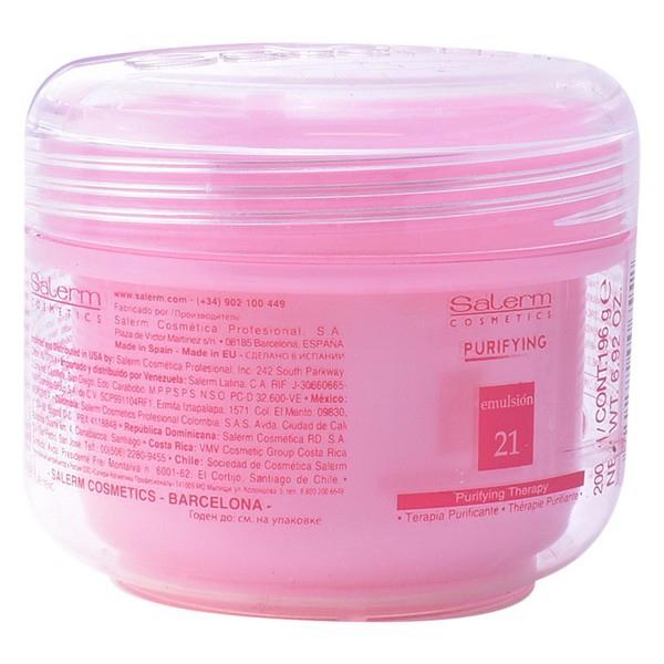 Nourishing Hair Mask Purifying Salerm (200 ml)