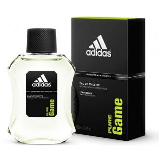 Homme Edt Pure Adidas Game Parfum lKcF1J