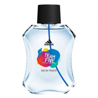 Edt Homme Team Five Adidas Parfum XkiuPOZ