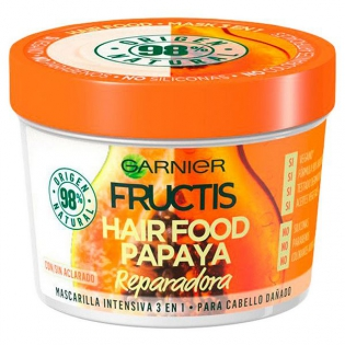 Restorative Hair Mask Hair Food Papaya Fructis 390 Ml Buy At