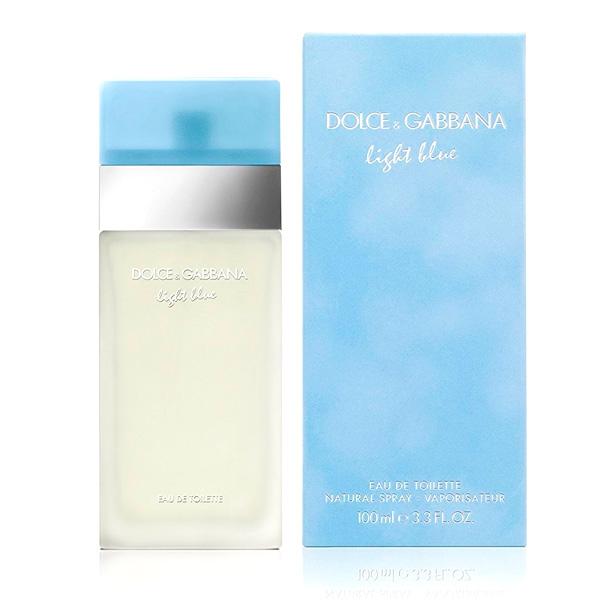 Dolceamp; Edt Femme Light Parfum Blue Gabbana 9IWDEH2