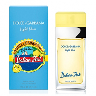 b00360a346 Women's Perfume Light Blue Italian Zest Dolce & Gabbana EDT | Buy at ...