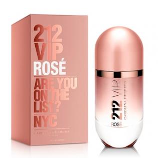 Parfum Femme 212 Vip Rosé Carolina Herrera Edp L Acheter à Prix De Gros