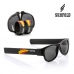 OUTLET Black Sunfold Spain World Cup Roll-Up Sunglasses (No packaging)